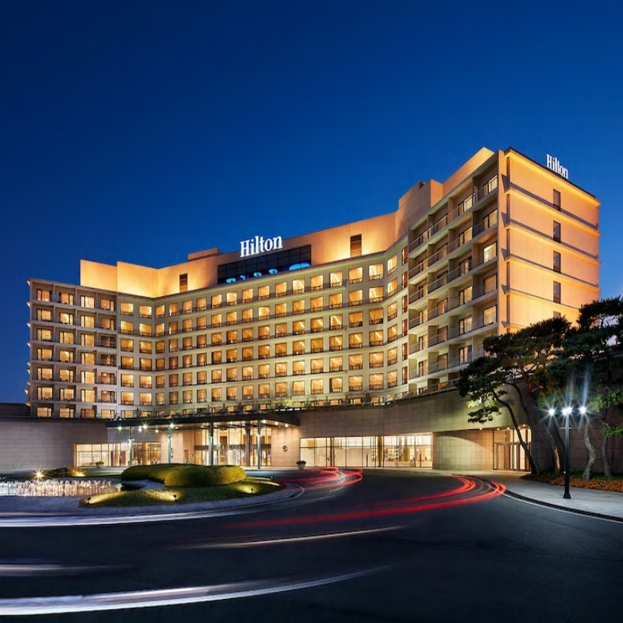 Gyeongju Hilton Hotel