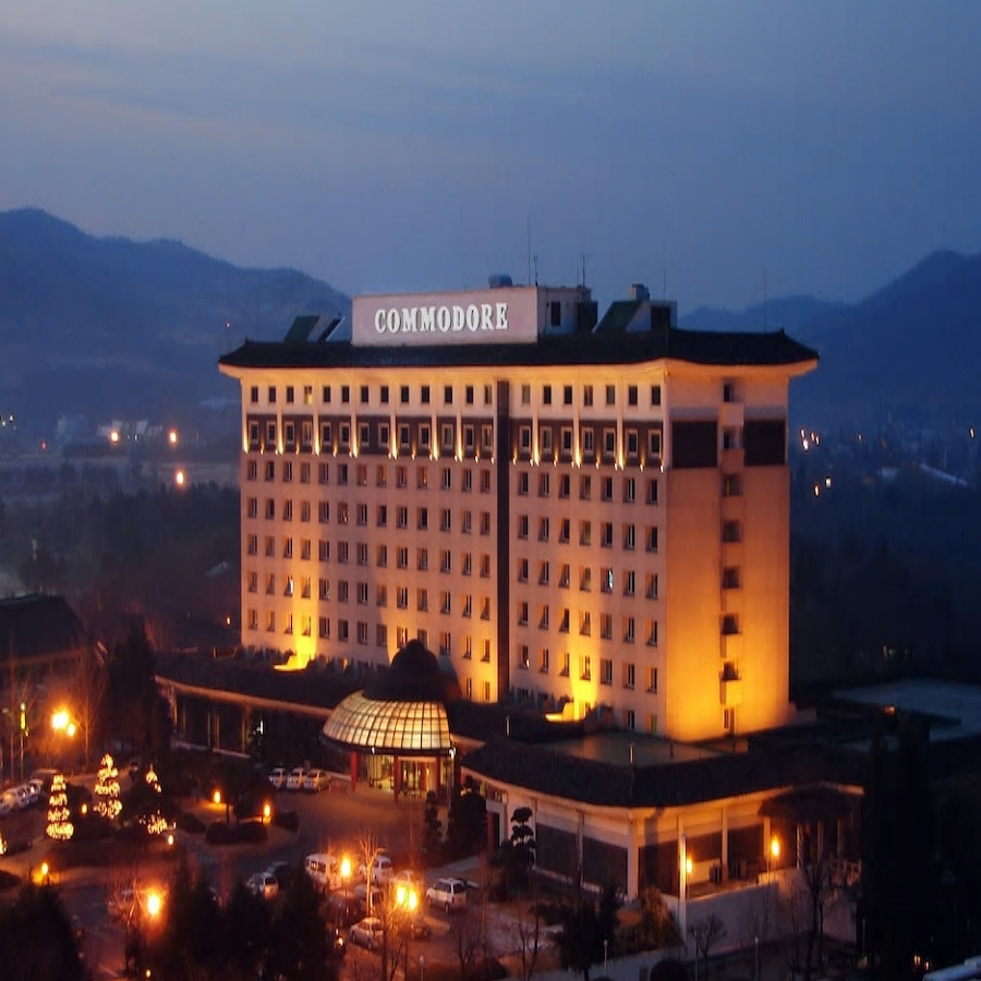 Commodore Hotel Gyeongju Chosun